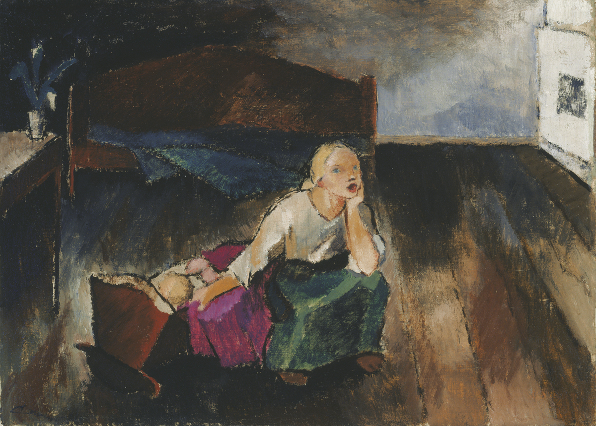 Kehtolaulu, 1921
