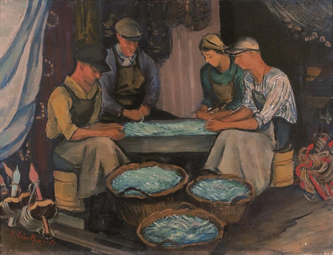 Silakanperkaajat, 1931